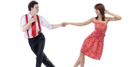 apprendre a danser le rock - Cours particuliers de danse Rock n'Roll