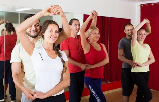 cours de danse de salon - Cours de danse en Entreprise